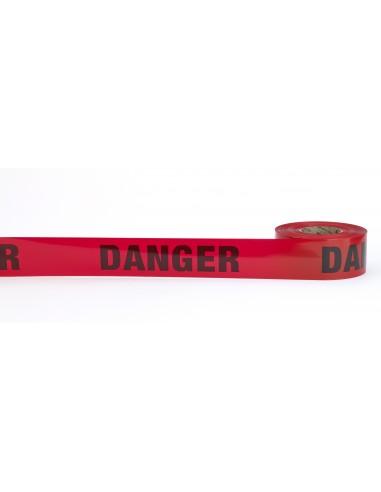"3 X 1000' DANGER (RED)"""