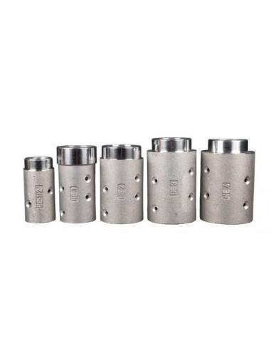Nozzle Holder - Standard NPS Threads (Aluminum)
