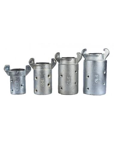 Hose Coupler - Standard (Carbon Steel)