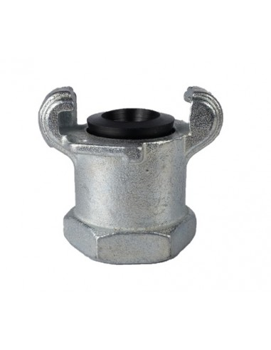 2 Lug - Female NPT End (Plated Ductile Iron)