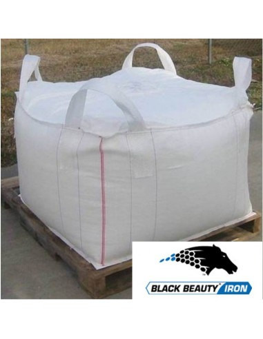 Black Beauty IRON 4000 lbs Jumbo Bag