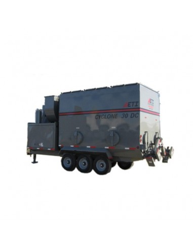 Dust Collector, Cyclone 30 DC