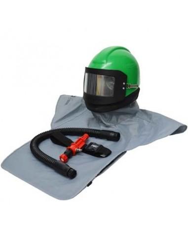 RESPIRATOR, RPB® NOVA 2000™, W/HOT TUBE, INCLUDES MEDIUM HEAD DOME & SIDEWINGS