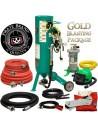 Abrasive Blast Pot / Sandblasting Machine, Electric, 1.0 Cu. ft., Gold Blasting Package