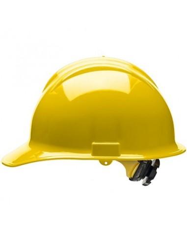 Bullard Classic Series Hard Hat, Model C30, Yellow