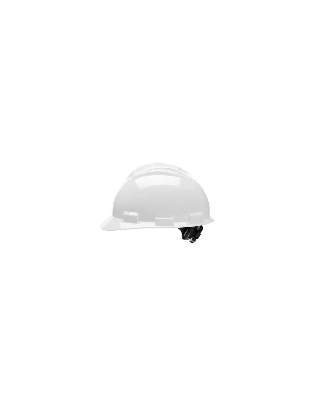 Bullard Standard Series Hard Hat, Model S61, White