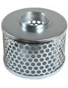 "STRAINER 2"" SUCTION"