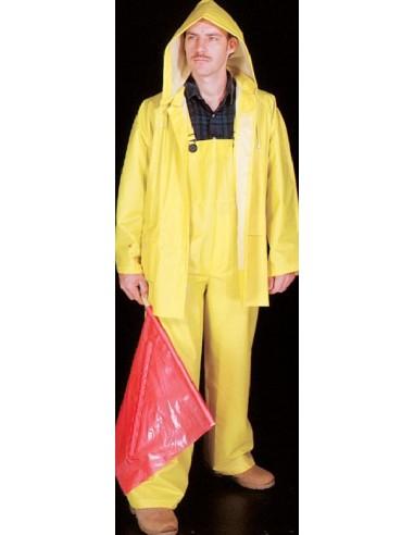 35 mm PVC/Polyester 3-Piece Rainsuit