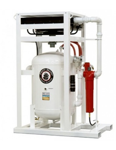 AIR DRYER SYSTEM, PIRATE BRAND® DRY LAND™, AIR TEMP GAUGE & AIR MOTOR OIL DISCHARGE TRAP