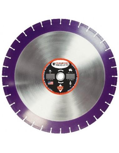 "Diamond Blade, 20"" x .140 x 1"", Diamond products, Cured Concrete"