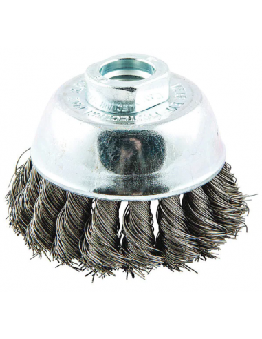 Knot Wire Cup Brushes for...