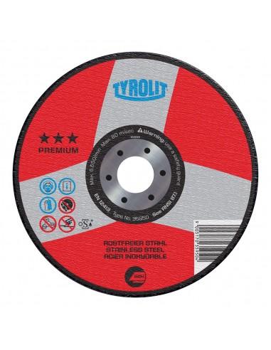 Tyrolit Premium 2 in 1 Wheels for...