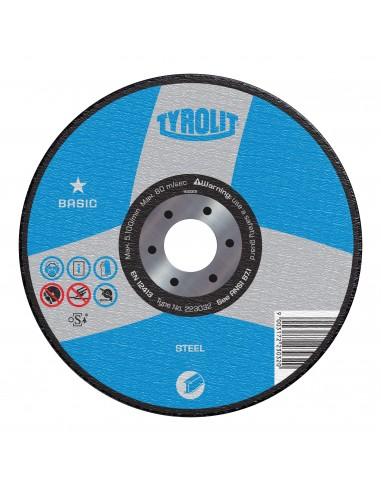 Tyrolit Basic Wheels for General...