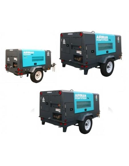 Air Compressor Tow Behind Rentals