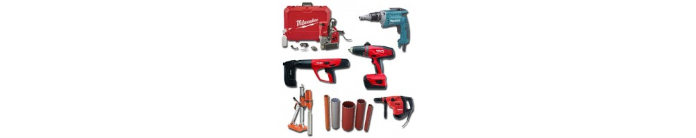 Drills And Bits Rentals