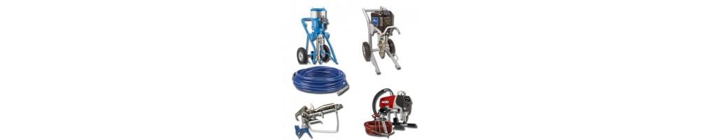 Painting Equipment Rentals