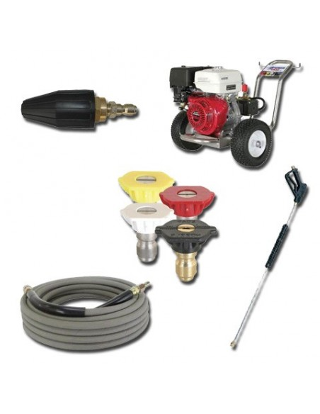 Pressure Washers And Steam Cleaning Rentals