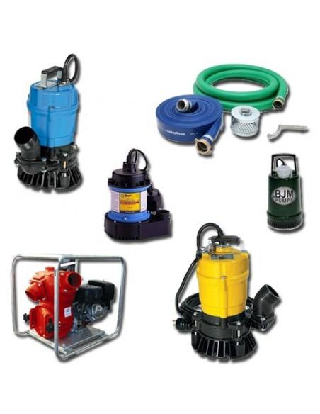 Pumps And Hoses Rentals