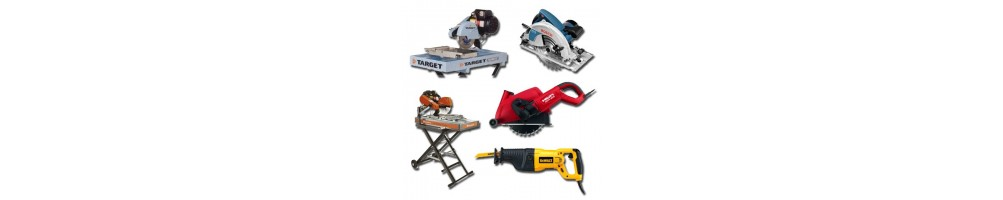 Electric Powered Saw Rentals