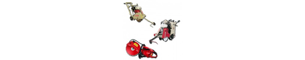 Gasoline Powered Saw Rentals
