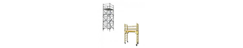 Scaffolding And Shoring Equipment Rentals