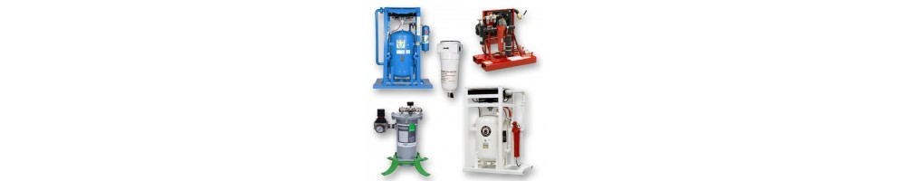 Air Dryers & Moisture Separator