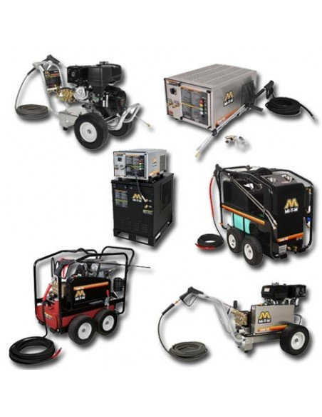 Pressure Washer, Accessories and Parts