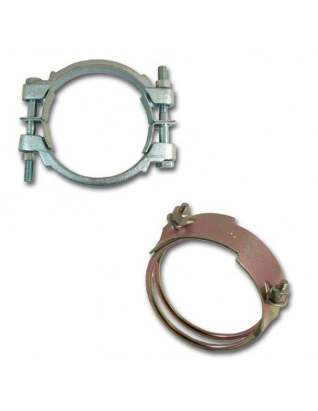 SPIRAL / DOUBLE BOLT CLAMP