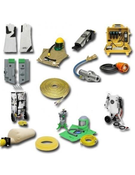 Sandblasting Parts & Supplies