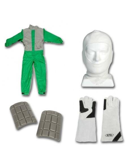 Blast Suits / Gloves / Head Socks