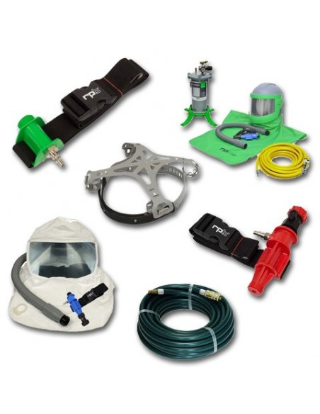 Blast Hoods, Parts, Supplies and CO Monitor