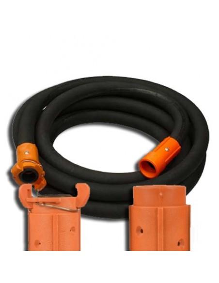 Assembles w/ Nozzle Holders -Nylon Couplings