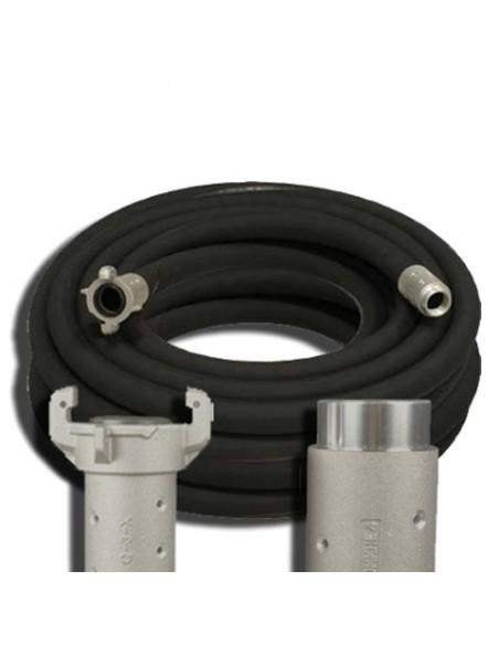 Full Port  Assemblies w/ Nozzle Holders- Aluminum Couplings