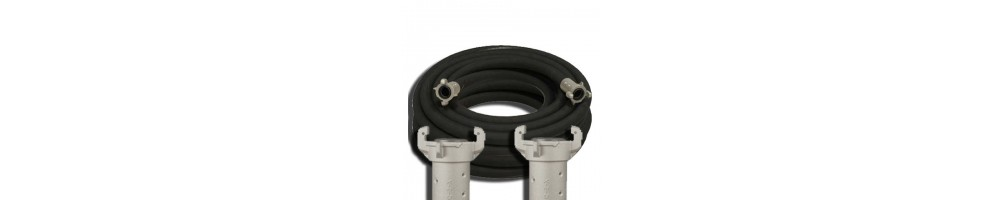 Full Port Extensions - Aluminum Couplings