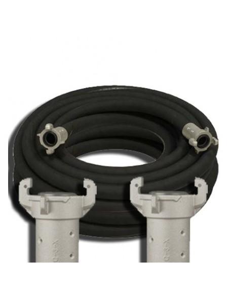 Full Port Extensions - Aluminum Couplings