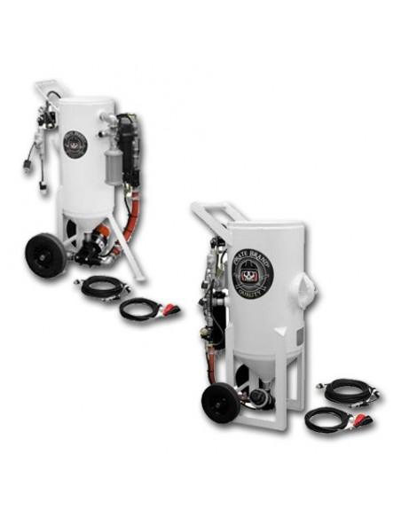 Abrasive Blast Pot (PRESSURE HOLD) 1.5 - 6.5 CU FT -  Electric Controls