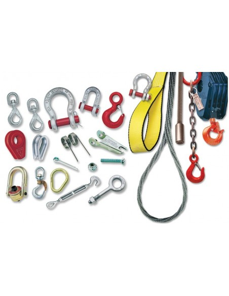 Wire Rope, Slings & Rigging Supplies