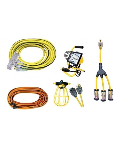 Extension Cords & Accessories